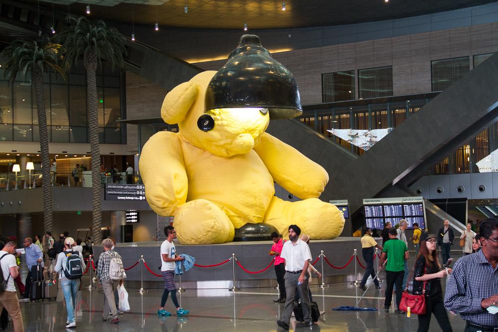 Flughafen, Qatar