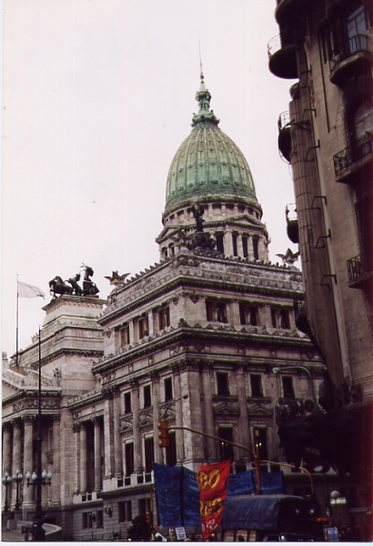 Kongress in Buenos Aires