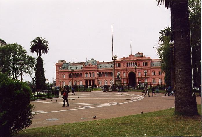 Casa Roasa in Buenos Aires
