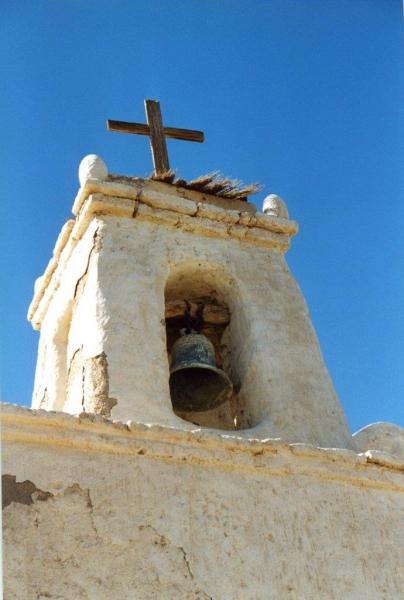 Atacama Kirche in Chiu Chiu