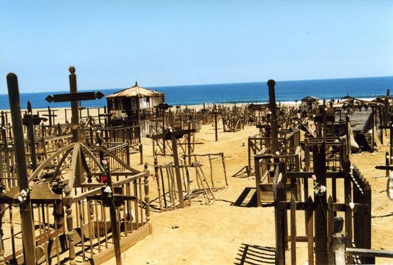 Der Friedhof von Gatico