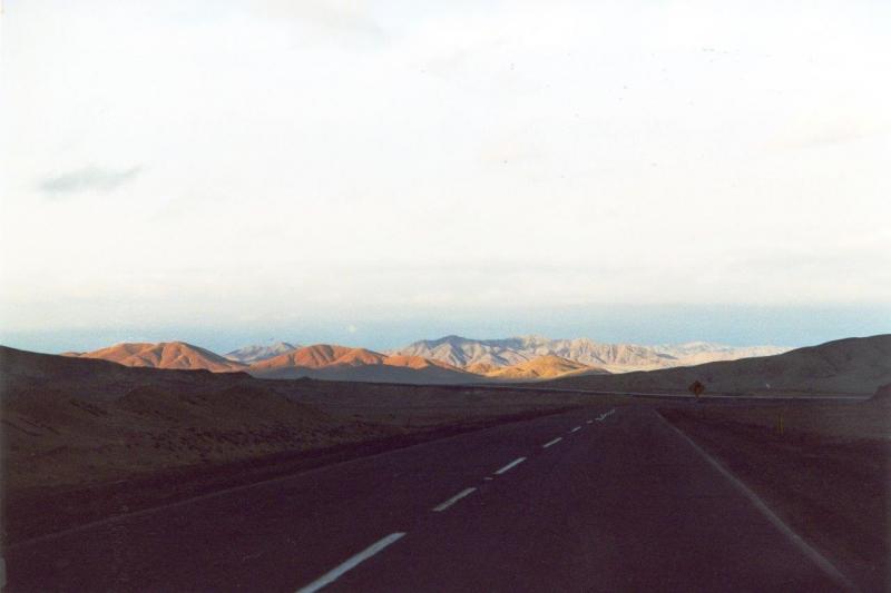 Reise Atacama-Wüste
