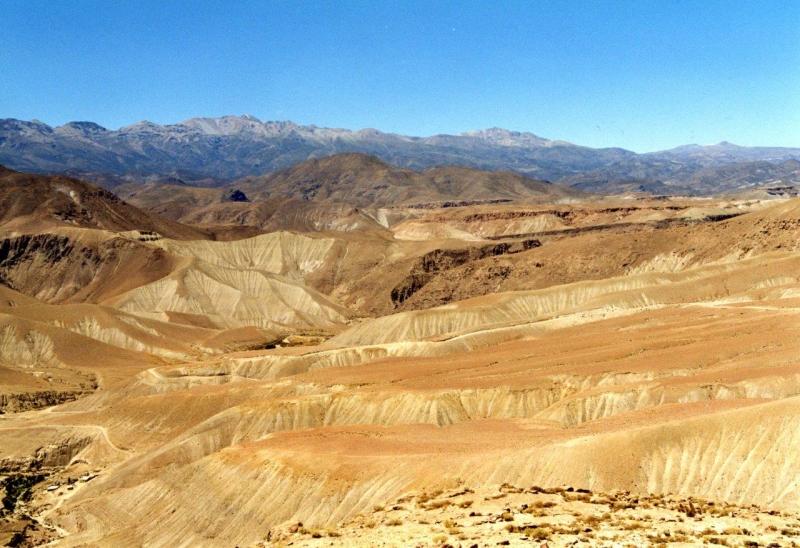 Reise Huzmiza Gebiet
