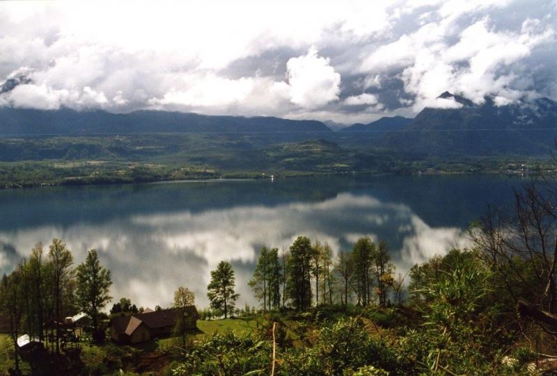 Reise Lago Calafquen