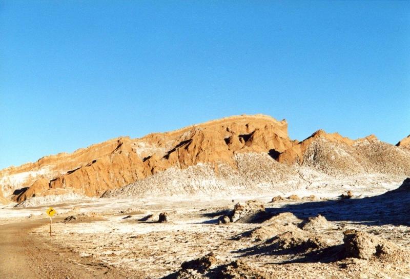 San Pedro de Atacama Valle de Luna