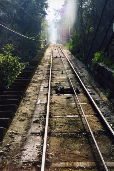 Santiago Bergbahn