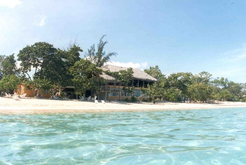 Haitianische Grenze - Hotel