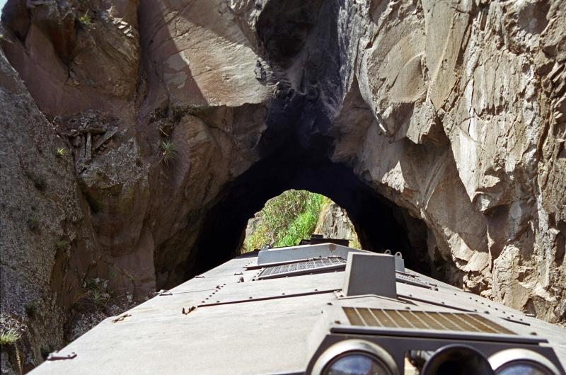 Zugfahrt Nariz del Diablo