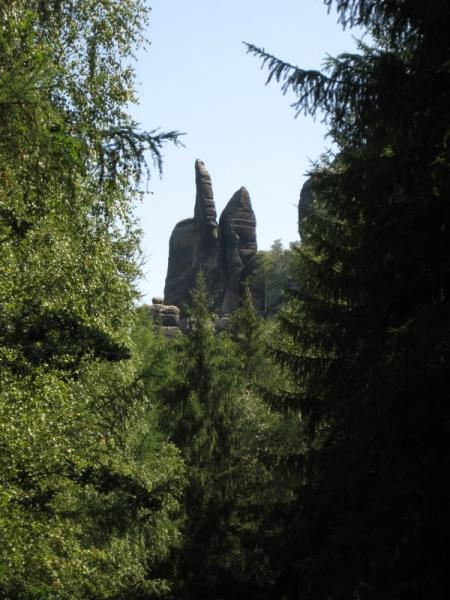 Sächsische Schweiz - Affensteine