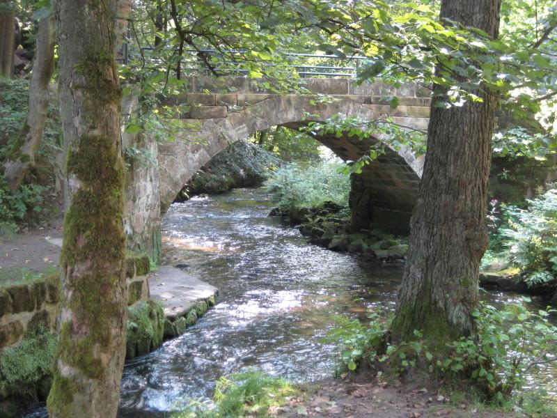 Sächsische Schweiz - Ostrauer Mühle