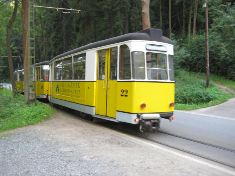 Sächsische Schweiz - Hohe Liebe