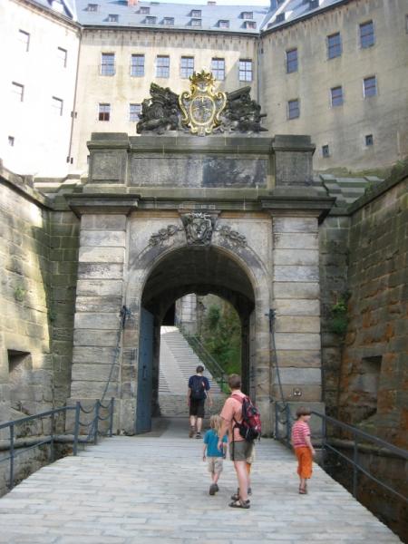 Sächsische Schweiz - Königstein