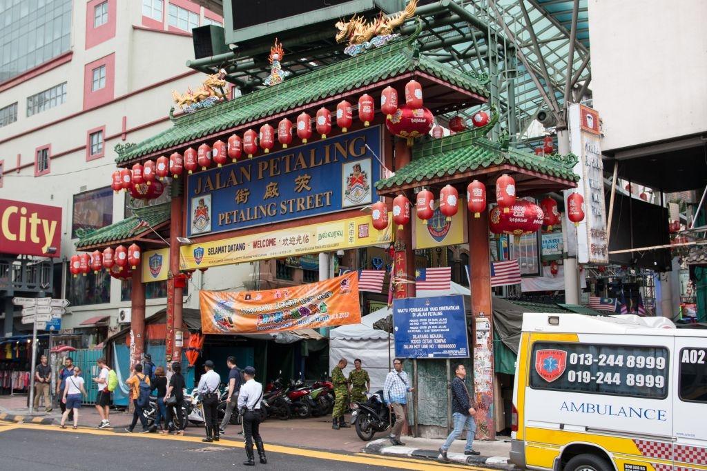 Petaling in Kuala Lumpur
