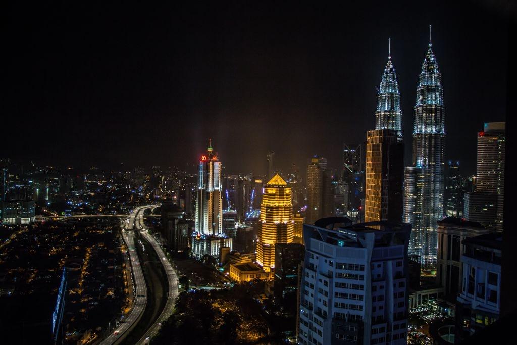 The Face in Kuala Lumpur, Petronas Towers