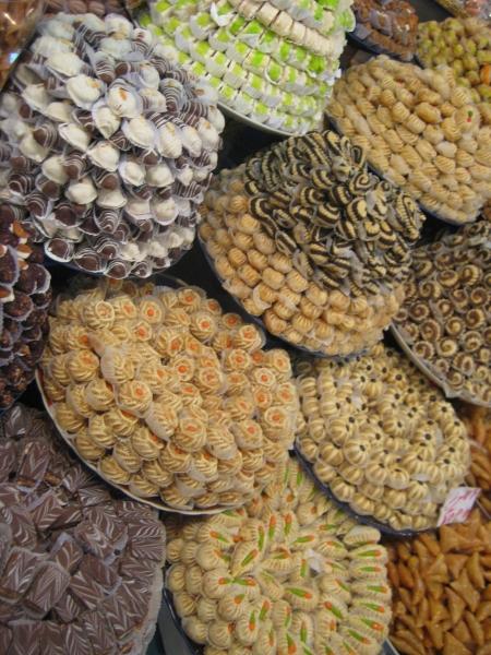 Markthalle in Meknes
