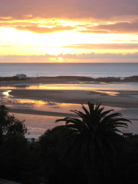 Atlantikküste von Oualidia