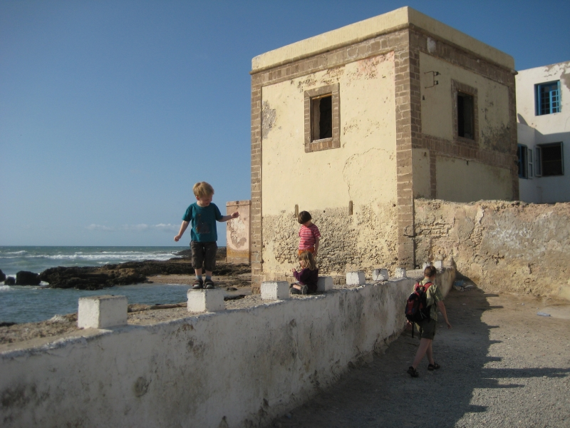 In Essaouria