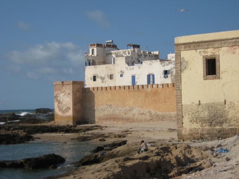 Stadtmauer von Essaouria