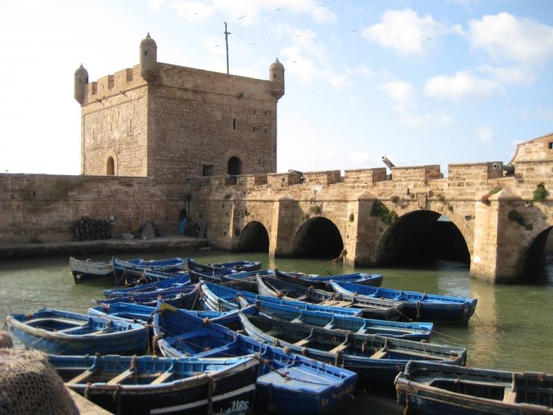 Hafen in Essaouria