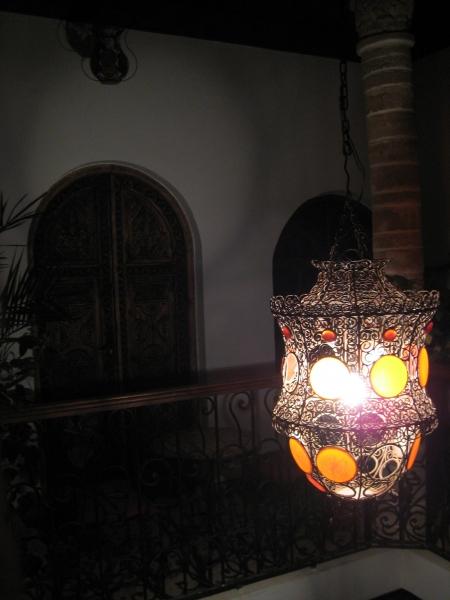 Unser Dar in Essaouria