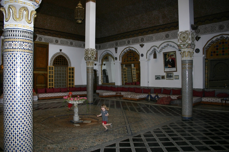 Palais in Fès
