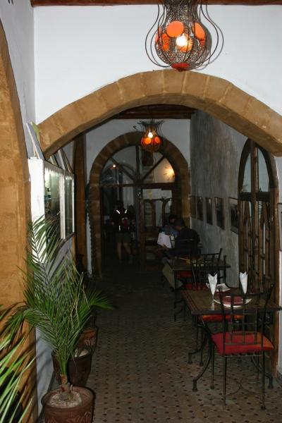 In den Souks von Essaouria