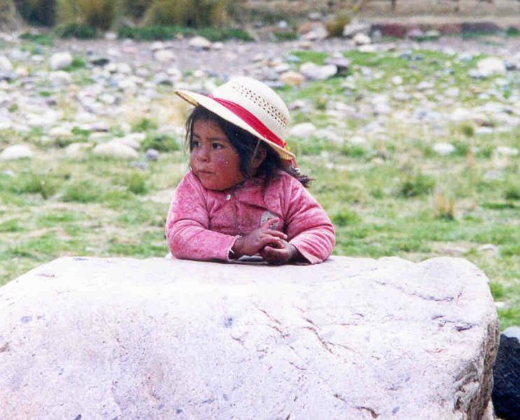 Zugfahrt Titicaca
