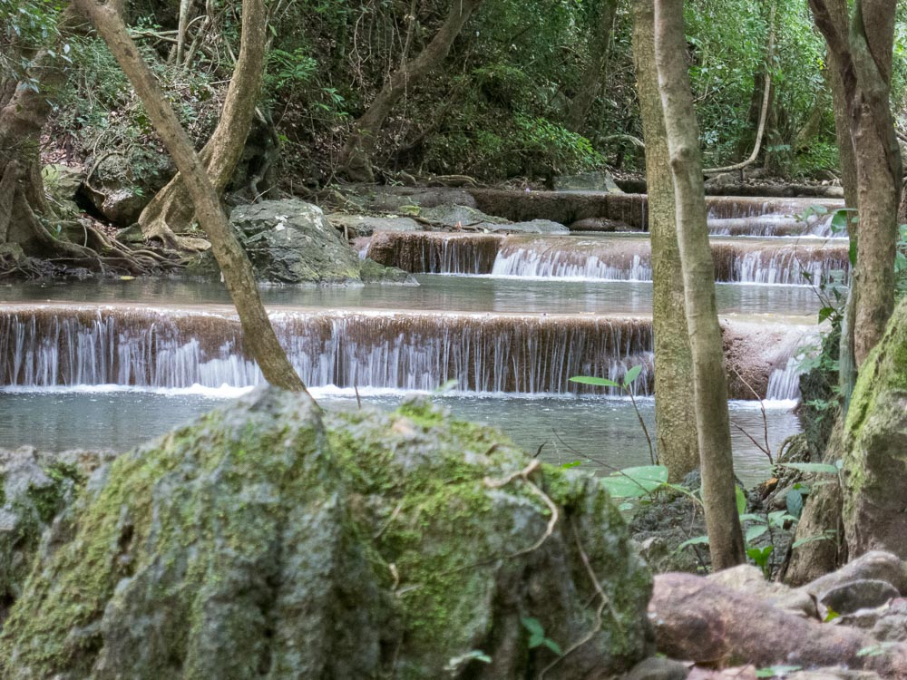 Erawan Nationalpark, Kanchanaburi