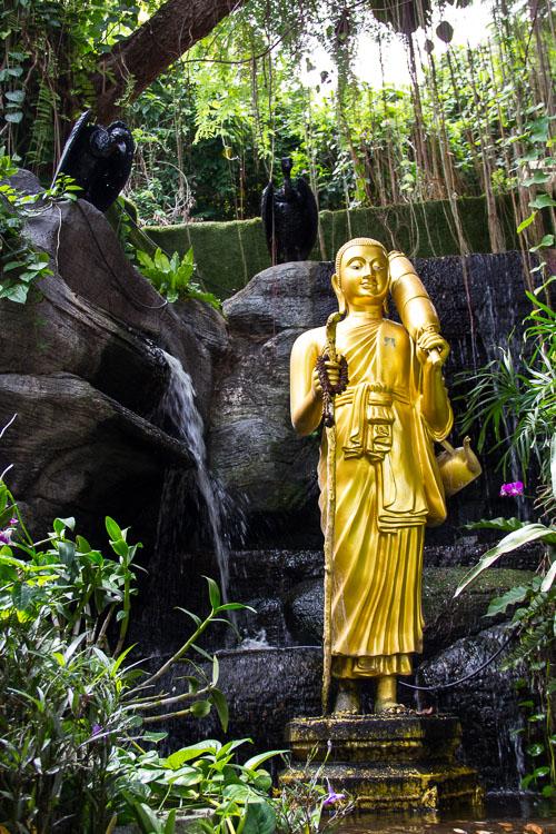 Bangkok, Golden Mount