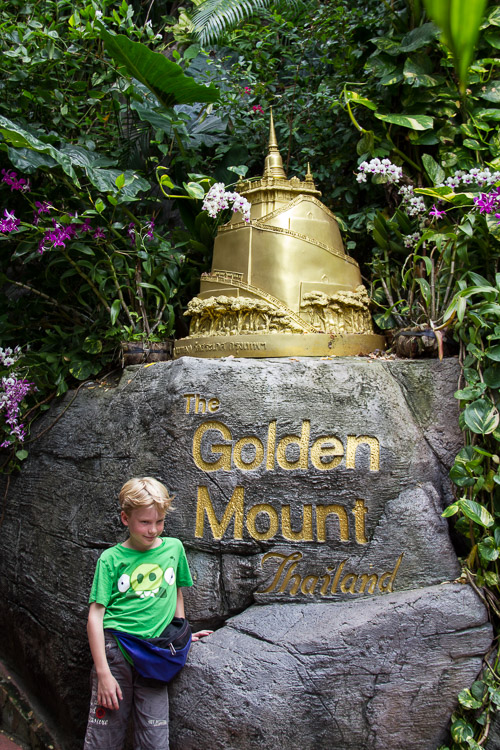 Bangkok, Golden Mount