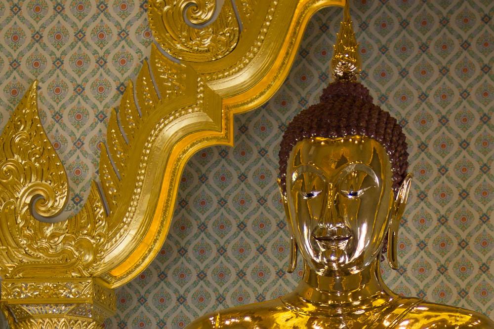Wat Traimit, Chinatown, Bangkok