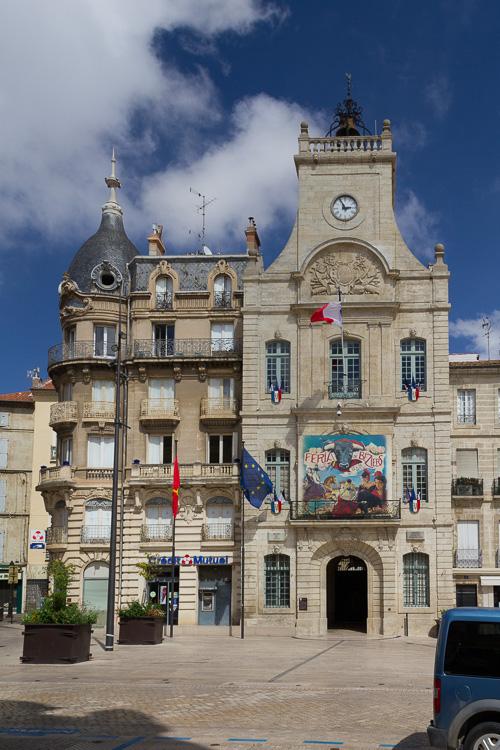 Béziers, Frankreich