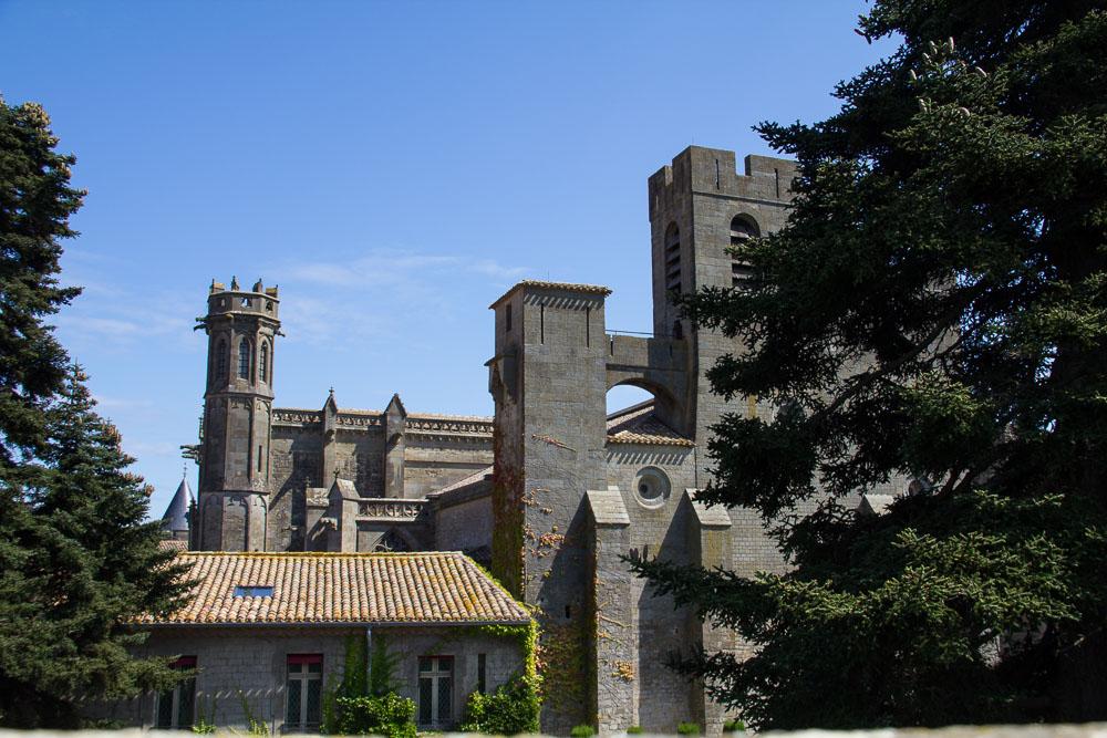Carcassonne, Frankreich