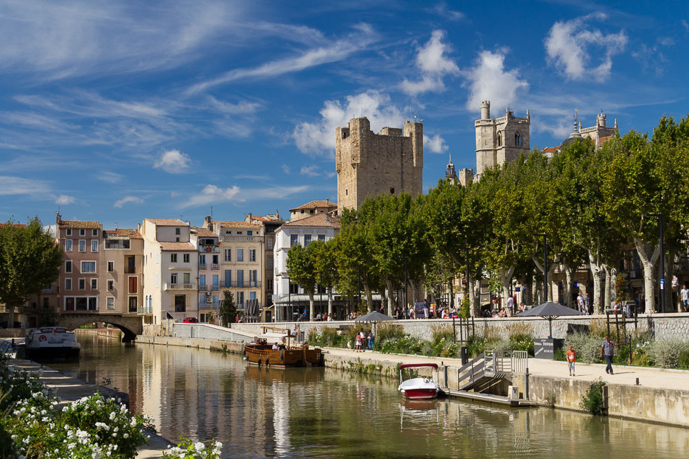 Narbonne, Frankreich