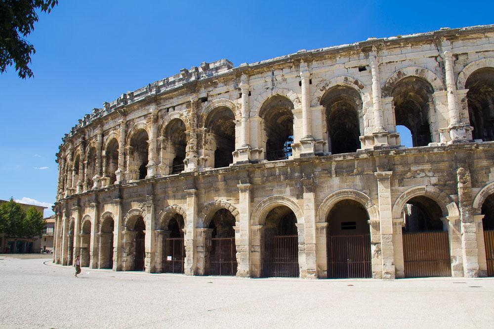 Nîmes, Frankreich