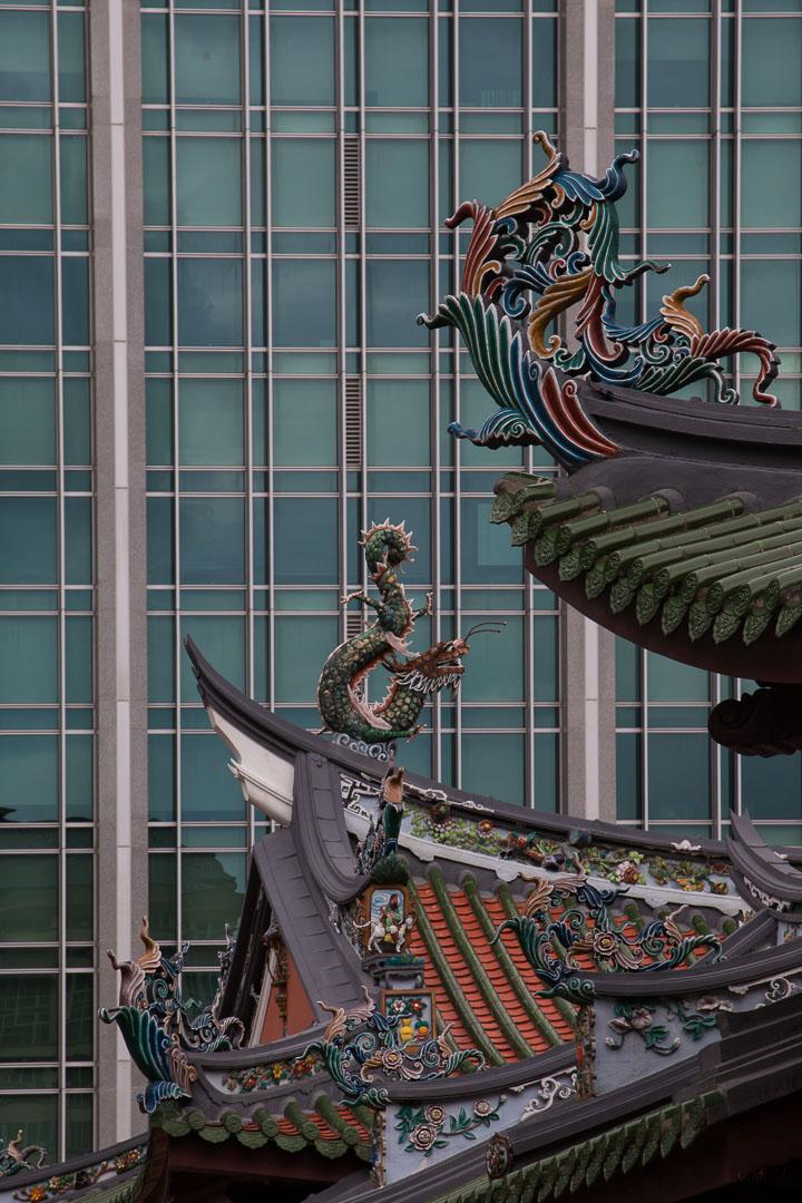 Thian Hock Keng Tempel, Singapur