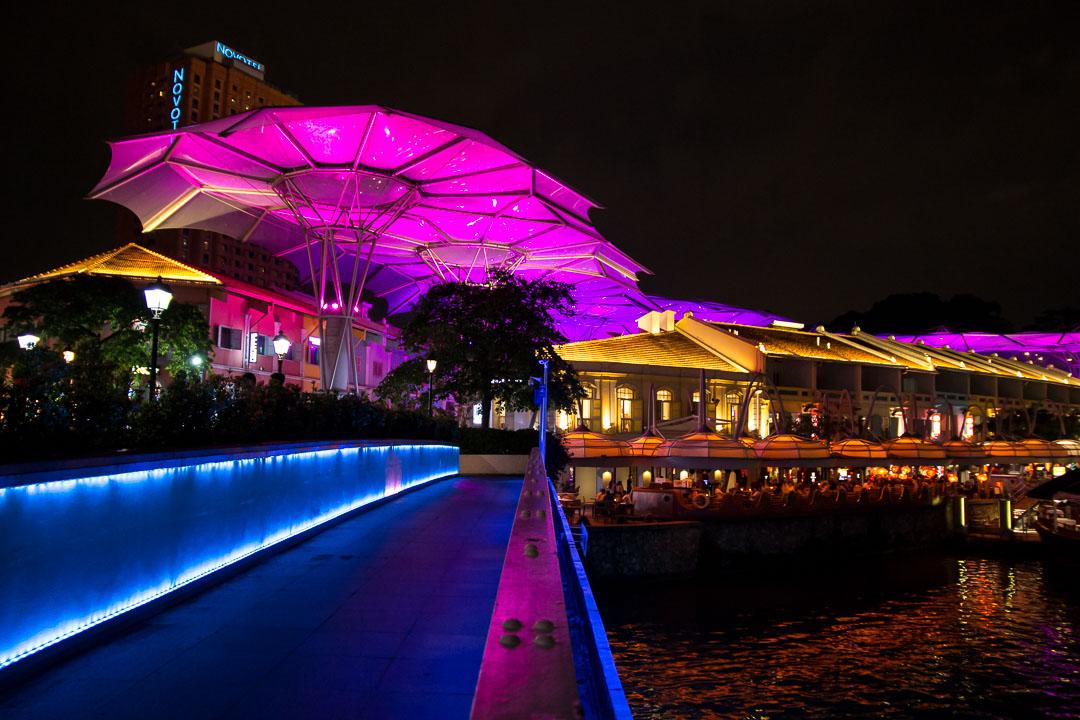 Clarke Quay, Singapur