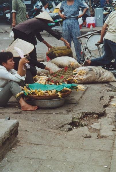Hanoi - Hähnchenfüße