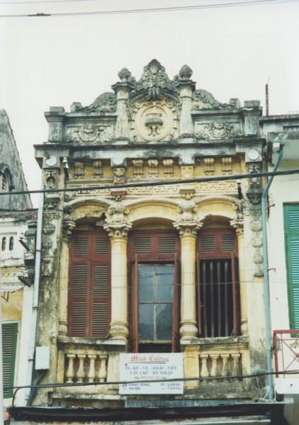 Hanoi - Haus im französischen Stil