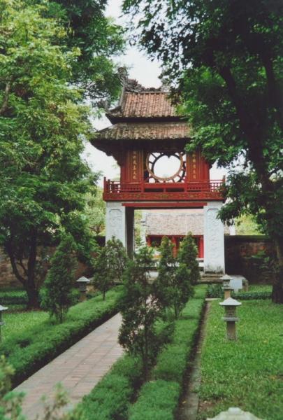 Hanoi - Alte Universität