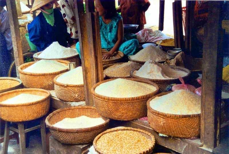 Hoian - Markt