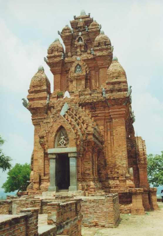 Reise - Khmer Tempel