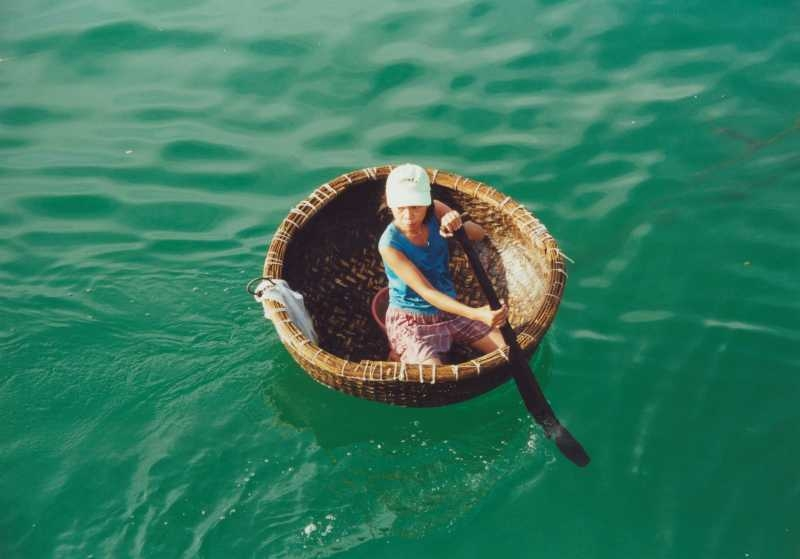 Nha Trang - Korbboot