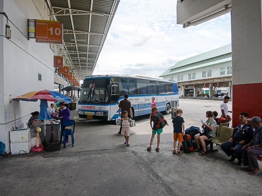 Bangkok Southern Busterminal