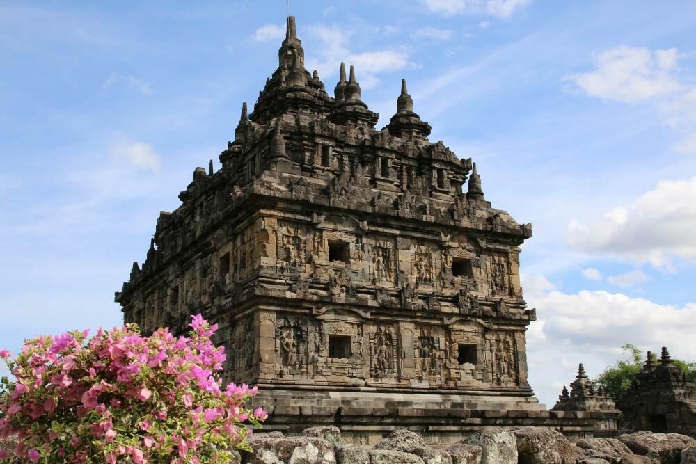Borobudur - Candi Mendut