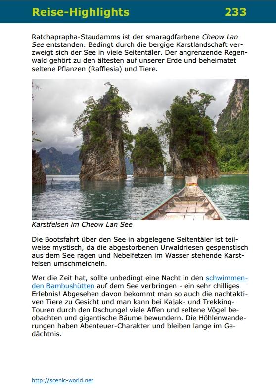 Seite 233 von DIY-Reisen - Thailand 2. Auflage ISBN 9783981990843