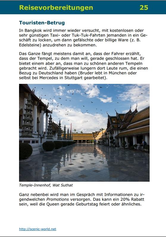 Seite 25 von DIY-Reisen - Thailand 2. Auflage ISBN 9783981990843