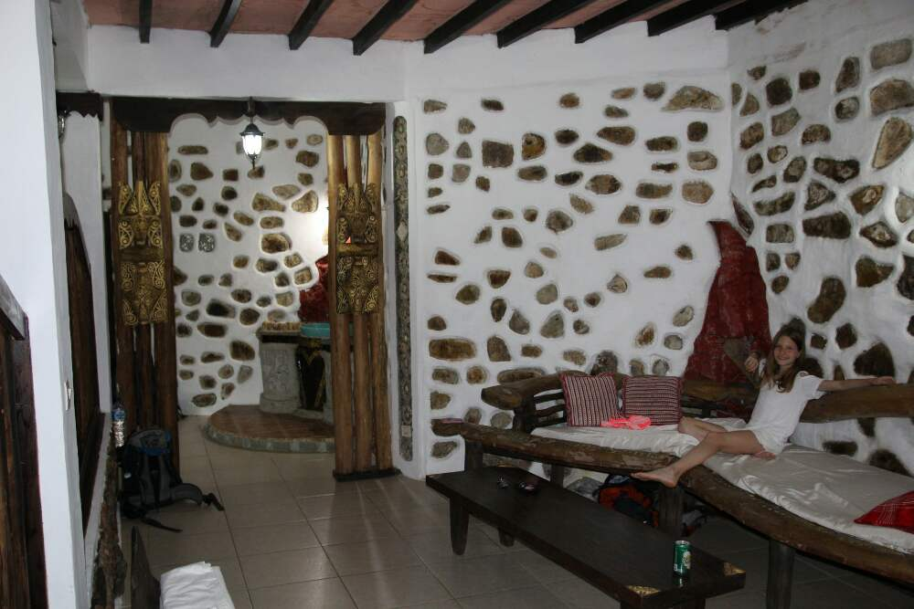 Bukit Lawang - Honey Moon Suite Lounge