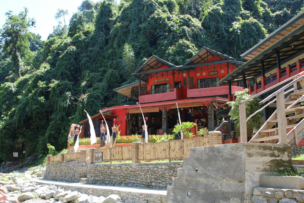 Bukit Lawang - Jungle Inn