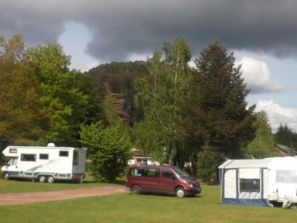 Camping Büttelwoog Dahn